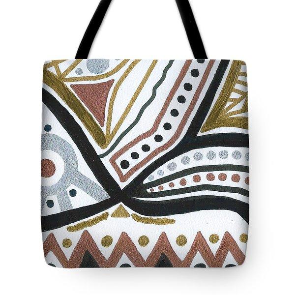 Primitive Exploration Tote Bag