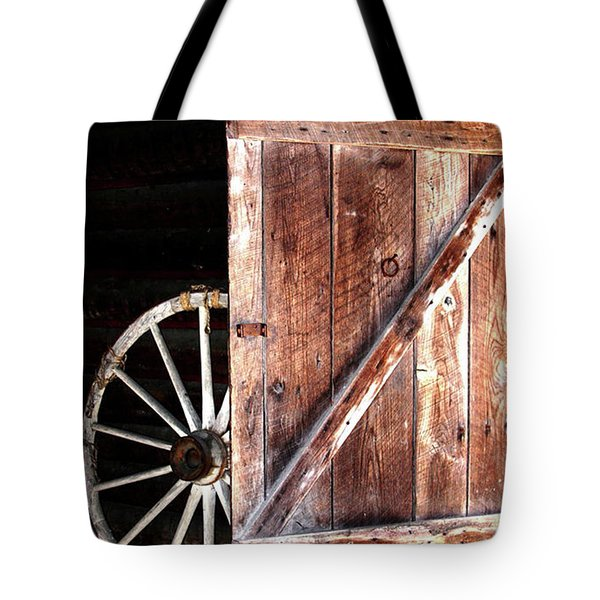 Tote Bag featuring the digital art Primitive by Kim Henderson