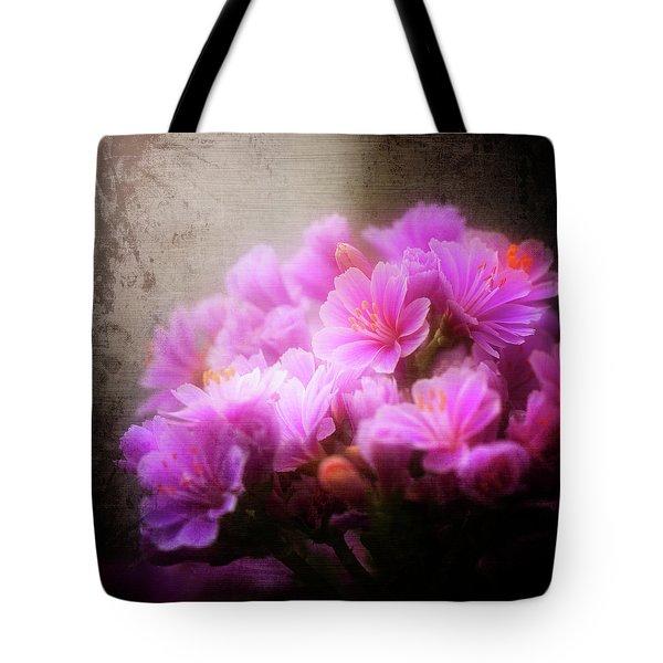 Primordial Elegance Tote Bag