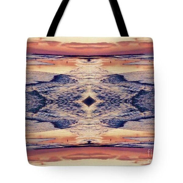 Primordial Passage Tote Bag
