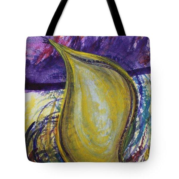 Primordial Yud Tote Bag