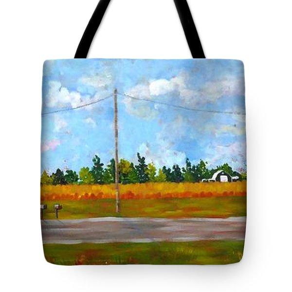 Prince Edward County Tote Bag