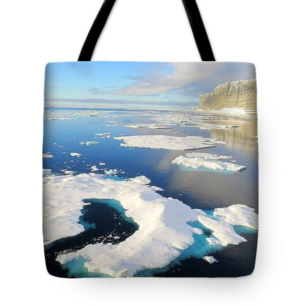 Prince Leopold Island Tote Bag