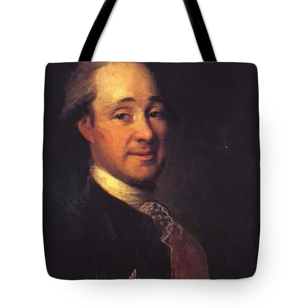 Prince Mikhail Shcherbatov 1781 Tote Bag