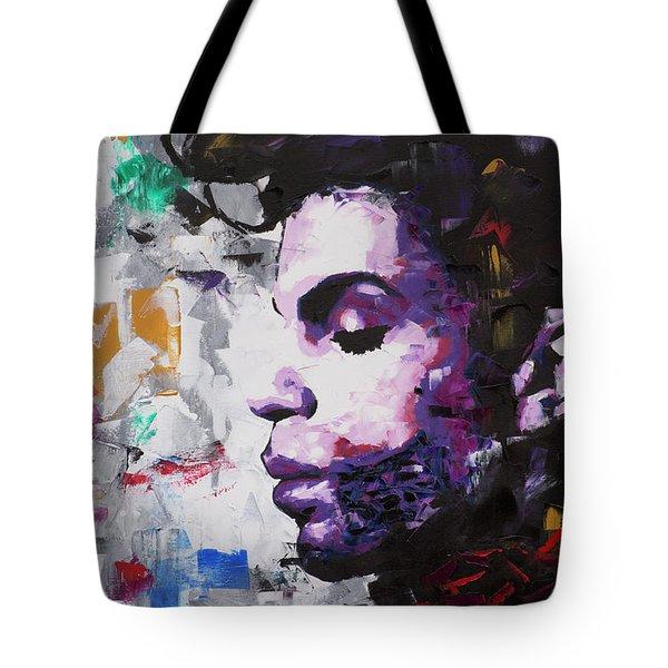 Prince Musician II Tote Bag