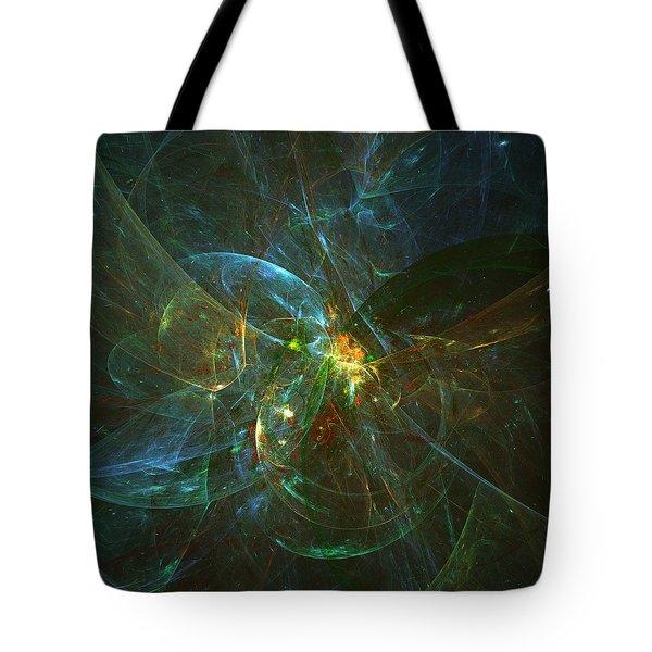 Prince Of Andromeda Tote Bag