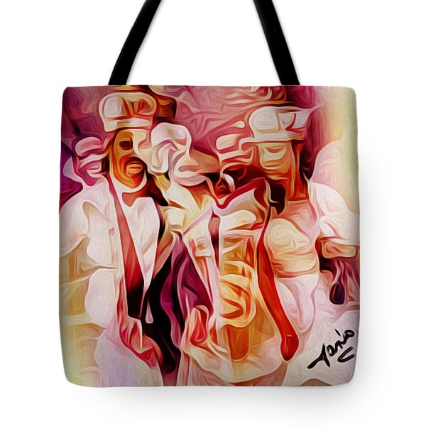 Prince Of Ethiopia - Wedding Tote Bag