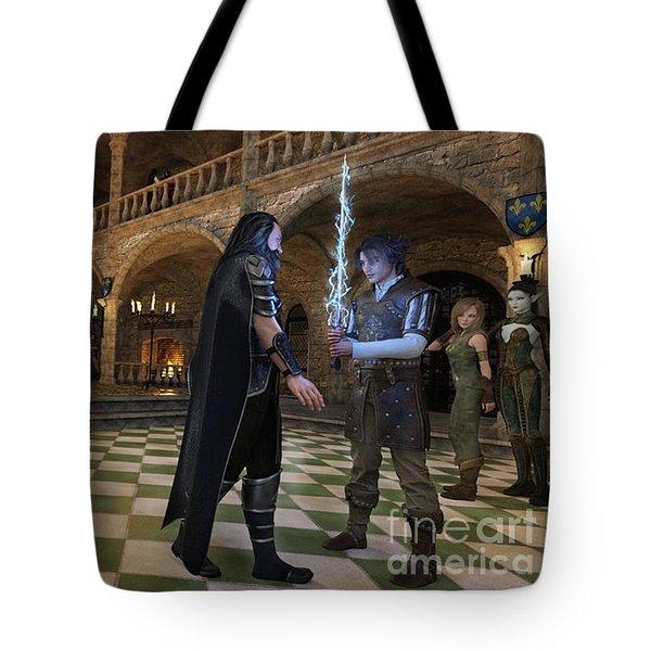 The Orphan's Revenge Tote Bag
