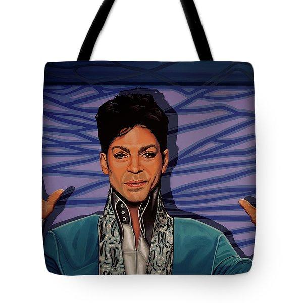 Prince 2 Tote Bag by Paul Meijering