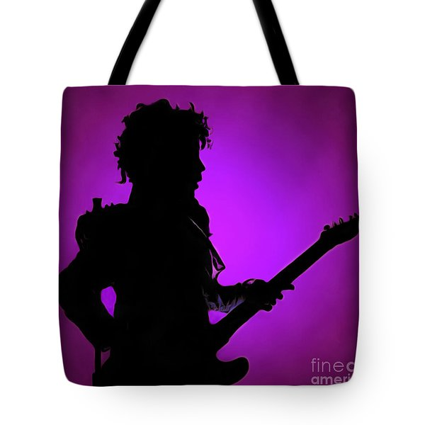 Prince Rogers Nelson Collection - 1 Tote Bag
