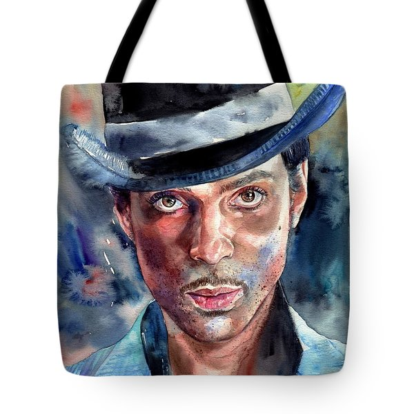 Prince Rogers Nelson Tote Bag