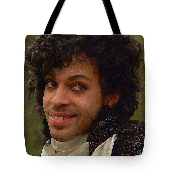 Prince Tote Bag by Sergey Lukashin