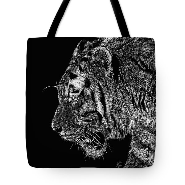 Prince Tote Bag by Shevin Childers