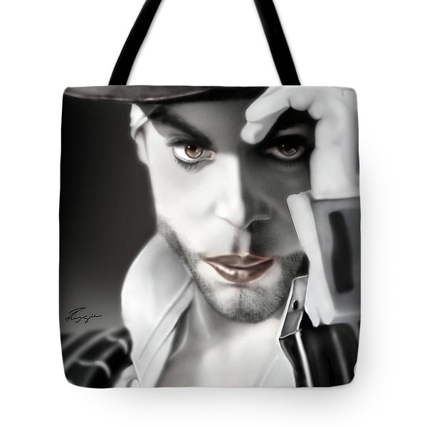 Prince The Eyes Have It 1a Tote Bag