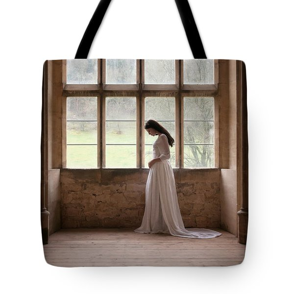 Princess In The Castle Tote Bag