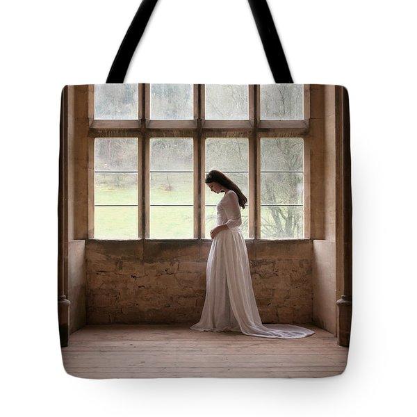 Princess In The Castle Tote Bag