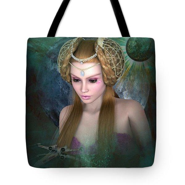 Princess Leia  Tote Bag