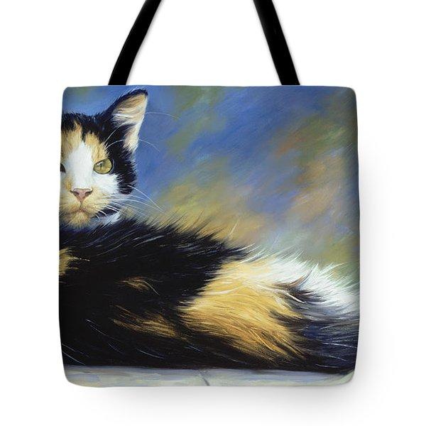 Princess Of The Garden Tote Bag