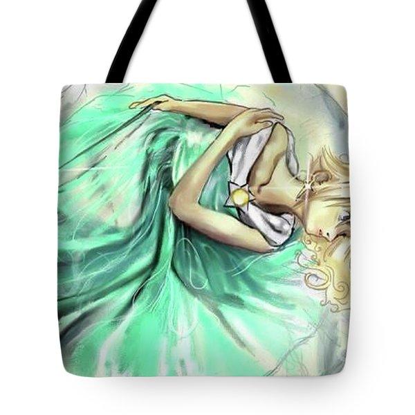 Princess Rosalina Tote Bag