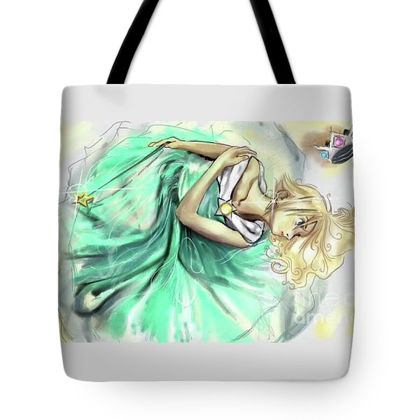 Princess Rosalina Tote Bag