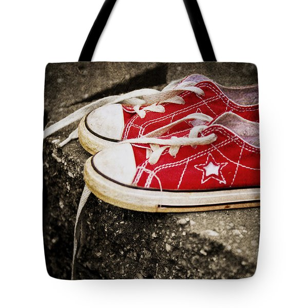Princess Shoes Tote Bag by Scott Pellegrin