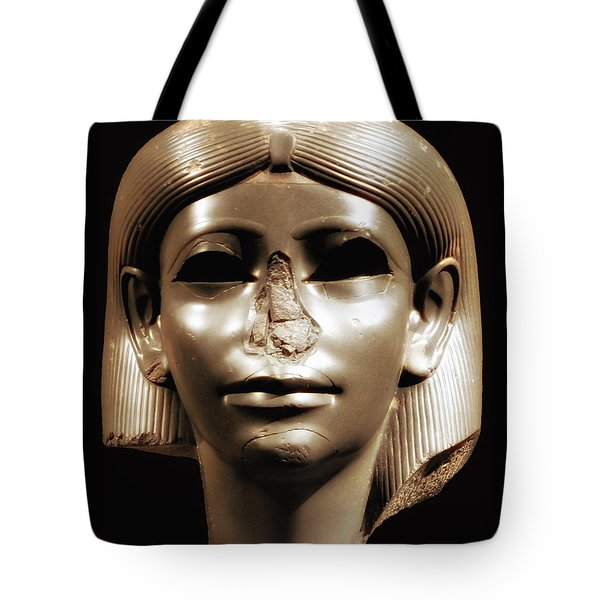 Princess Sphinx Tote Bag