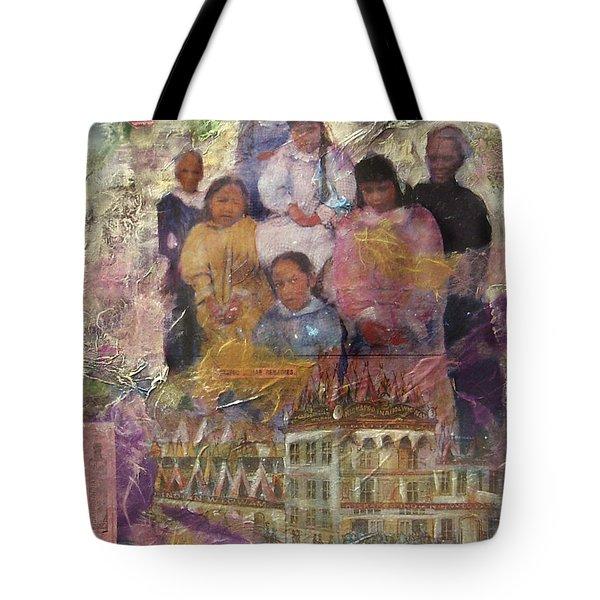 Principal Wigwam Tote Bag