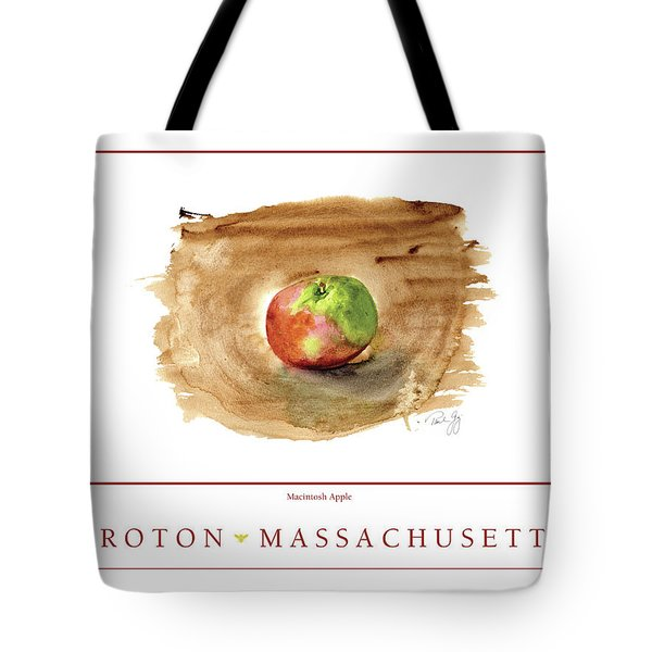Groton, Massachusetts Tote Bag