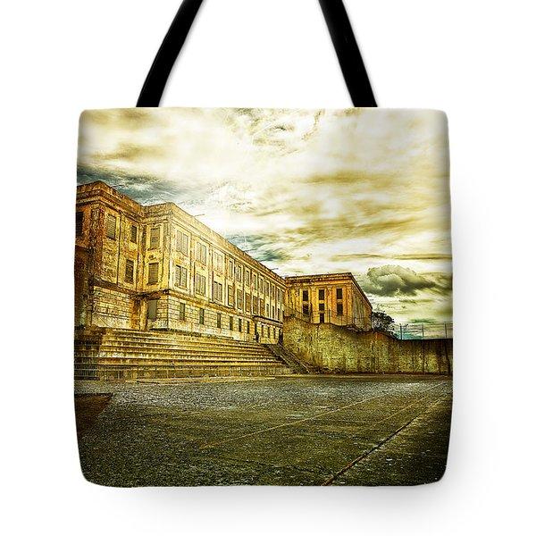 Prision Break Tote Bag
