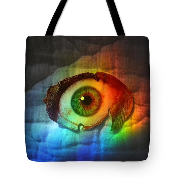 Prismaeye Tote Bag by Douglas Fromm