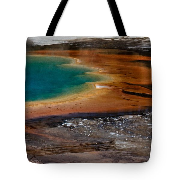 Prismatic Spring Tote Bag