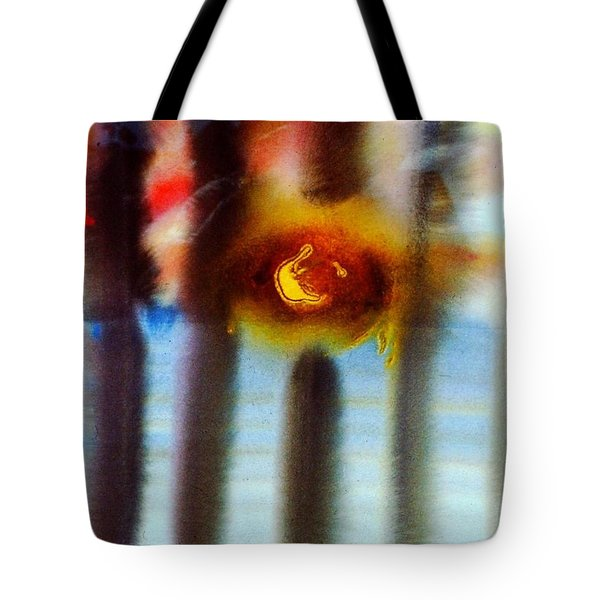 Prisoned Tote Bag