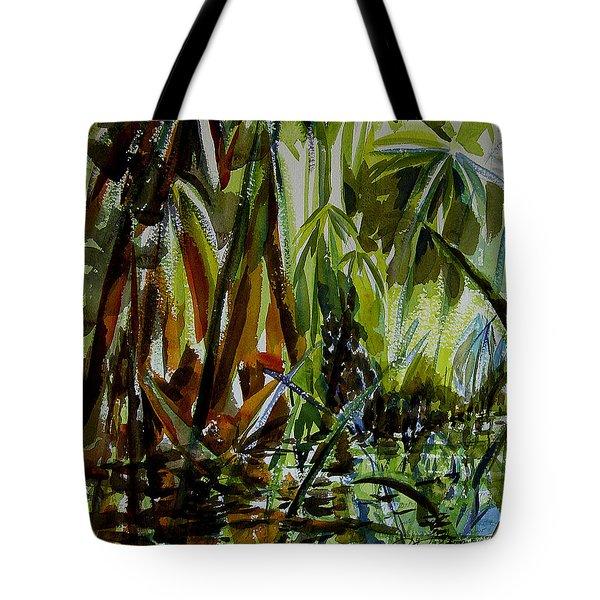 Pristine Waters Tote Bag