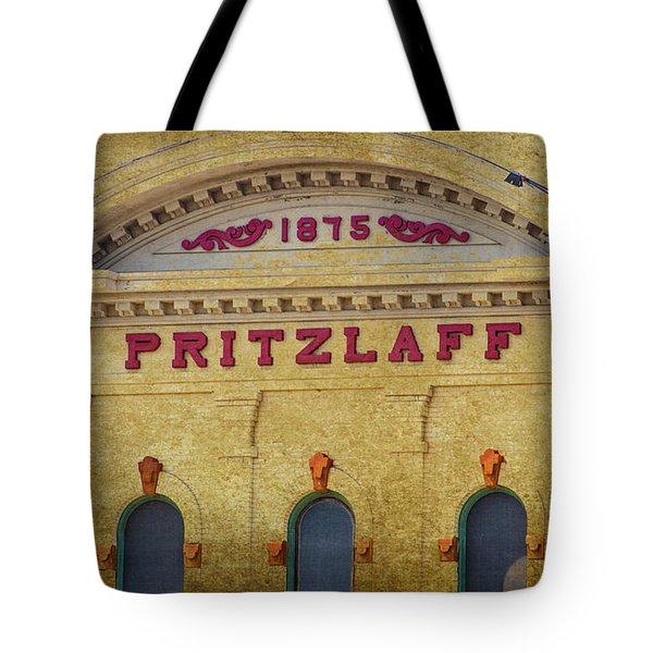 Pritzlaff Tote Bag