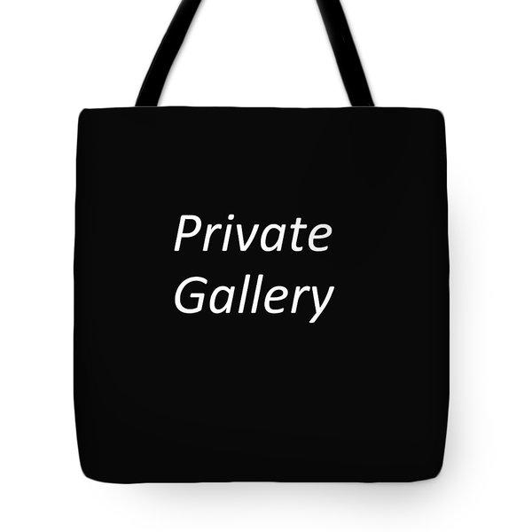 Private Gallery Tote Bag