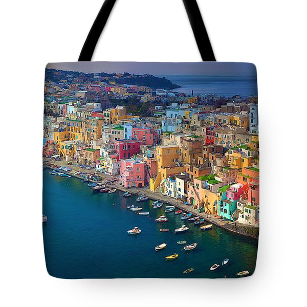 Corricella Tote Bag