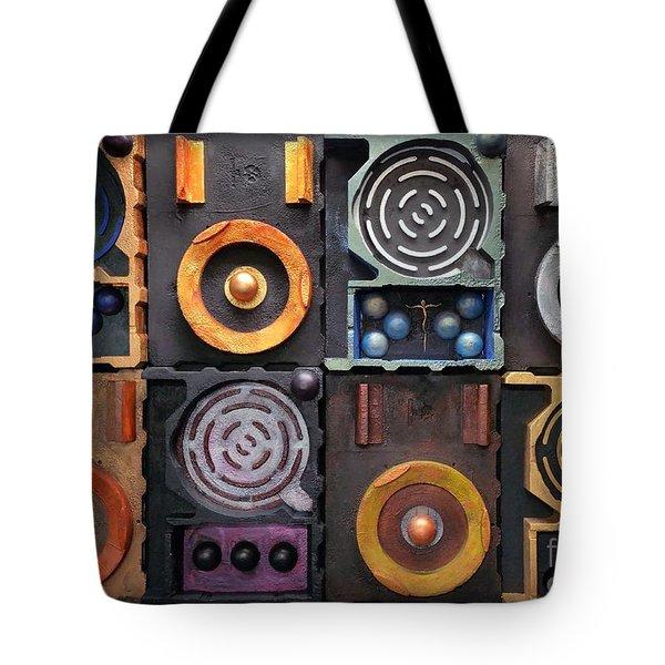 Prodigy Tote Bag