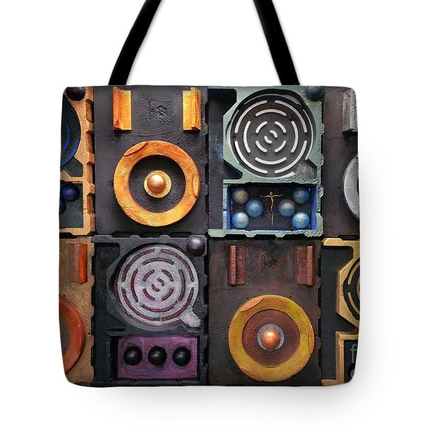 Prodigy Tote Bag by James Lanigan Thompson MFA
