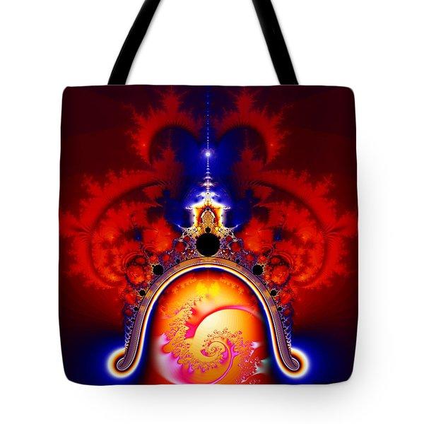 Prodigy Tote Bag by Robert Orinski
