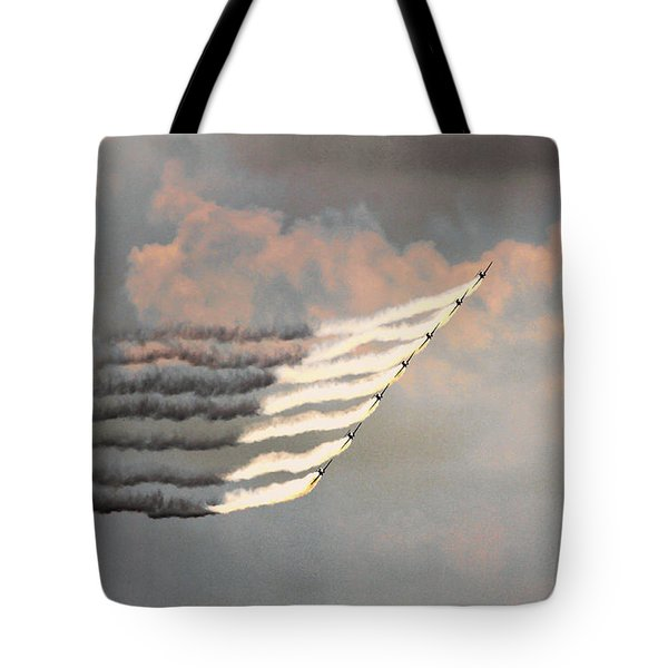 Professionalism Of Excellence Tote Bag