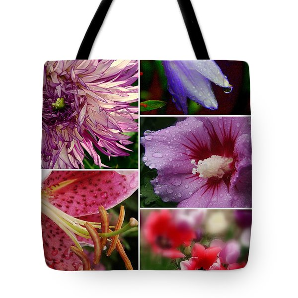 Profusion Tote Bag by Priscilla Richardson
