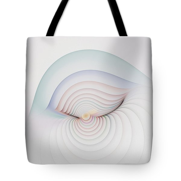 Progression 1 Tote Bag