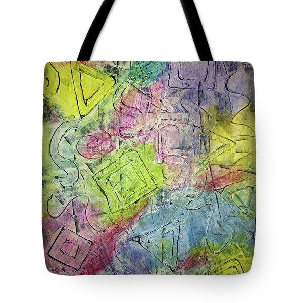 Progression Tote Bag