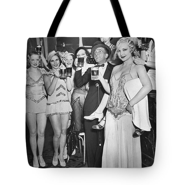 Prohibitions Over Tote Bag