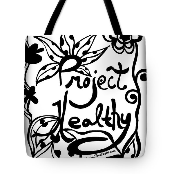 Project Healthy Tote Bag