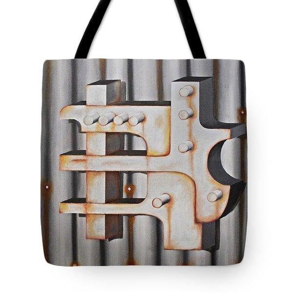 Project Object Series Tote Bag by John Stuart Webbstock