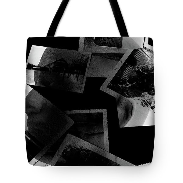 Projections From Mkultra Tote Bag