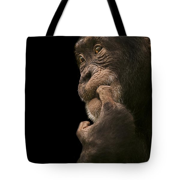 Promiscuous Girl Tote Bag by Paul Neville
