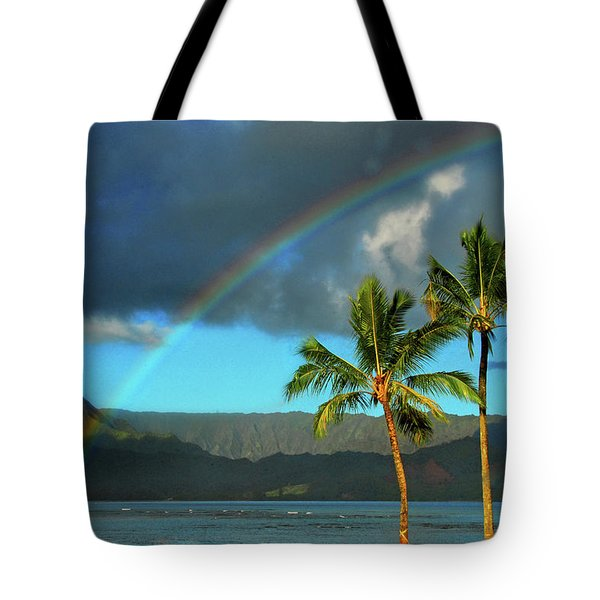 Tote Bag featuring the photograph Promise Of Hope by Lynn Bauer