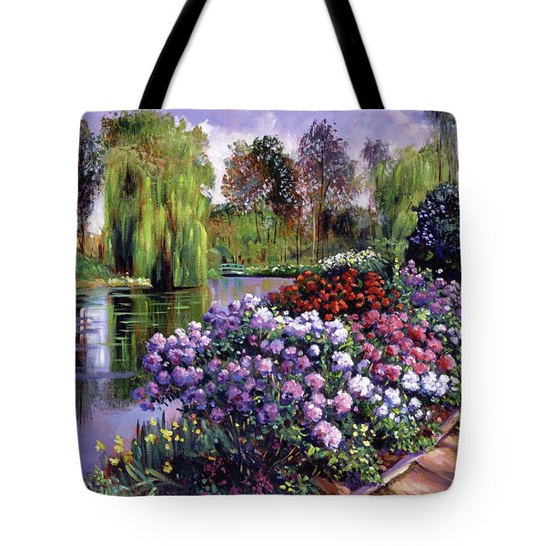 Promise Of Spring Tote Bag